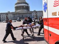 US Capitol complex returns to normal a day after police shot and wounded gun-toting intruder