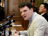 Otto Warmbier's 'crime' footage released by North Korea