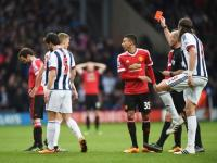 Should be more careful: Van Gaal pulls up Mata over red card after Manchester United loss