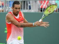Tennis is biased as s**t: Nick Kyrgios rants after receiving a code violation at Miami Open