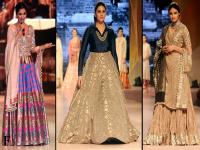 From Huma Qureshi to <b>Shabana</b> <b>Azmi</b>: Bollywood celebs dazzle at fashion show held for cancer patients