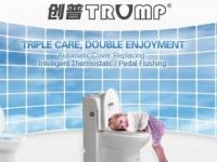 No takers for a Trump dump? Chinese toilet company worries about trademark lawsuit over using Donald's surname