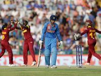 Women's WT20: Heart-break for India as hosts knocked out after three-run defeat to West Indies