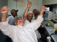 Sensex zooms 348 pts on hopes of good monsoon