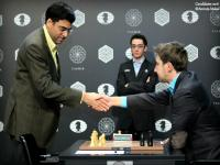 Vishy fights back: Anand beats Karjakin to jump back into joint lead in Candidates Chess