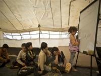 First Syrian family to be relocated to US under 'surge' resettlement operation prepare to leave
