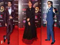 From Amitabh Bachchan to Honey Singh: Here's what celebs wore to the GIMA awards