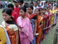 Assam Assembly election: Over 70 percent voter turnout recorded till 3 pm