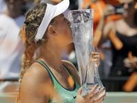 Comeback champion: Victoria Azarenka beats Svetlana Kuznetsova for Miami Open title