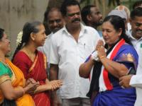 Tamil Nadu polls: CR Saraswathi's journey from silver screen to political theatre