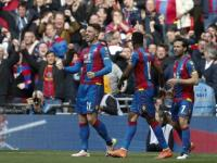 FA Cup: Wickham sends Crystal Palace to showdown with United in repeat of 1990 final