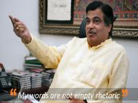 <b>Nitin</b> <b>Gadkari</b>, a man who can't stop dreaming of an Indian wonderland: A Firstpost exclusive