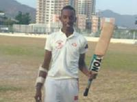 Complete carnage! Trinidad's Iraq Thomas smashes 21-ball century, breaks Gayle's record