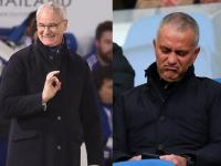 Special one vs simple one: Mourinho's England to take on Ranieri's Rest of the World in charity match