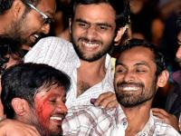 JNU students 'reject' punishment imposed by panel, threaten hunger strike