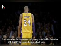 Mamba Out: With Kobe Bryant, it was hard to agree on anything except winning meant everything to him