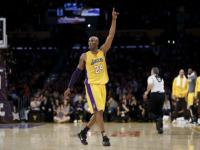 Mamba Out! Kobe Bryant bids farewell with stunning 60 point haul in Lakers' fightback win