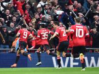 FA Cup semi-final: Masterful Martial's late winner sends Manchester United into the final