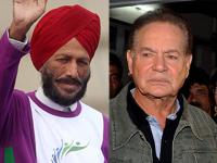 Beat this! Salim Khan thinks Bollywood resurrected Milkha Singh from fading away in oblivion