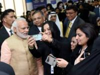 What Modi's selfie with the women techies of Riyadh says about his relationship with the oil-rich kingdom