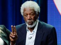 I'd like to make a movie in fascinating India: Morgan Freeman
