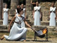 Road to Rio: Countdown begins with traditional Olympic torch lighting in Greece