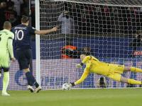 Zlatan Ibrahimovic misses penalty, scores goal as PSG held to 2-2 draw by Manchester City