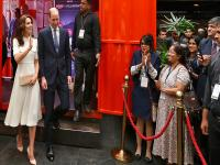 Royal Diaries: On day 2, William and Kate pay tribute at Gandhi Smriti and India Gate war memorial