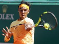 Monte Carlo Masters: Rafael Nadal edges closer to 9th title as Roger Federer exits