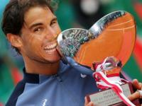 The King of Clay is back: <b>Rafael</b> <b>Nadal</b> defeats Gael Monfils for ninth Monte Carlo title