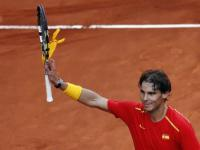 Rio 2016: Rafael Nadal to carry Spanish flag at Olympics opening ceremony