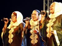 The Nightingales stretch their wings: 45 years after debut, <b>Sudan</b>'s top girl band eyes world tour