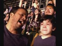 Watch: This video of an autistic boy's reaction to a Coldplay concert will melt your heart