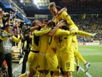 Europa League semi-finals: Late Villarreal strike sinks Liverpool, Sevilla draw at Shakhtar