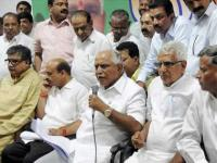 'My main task will be to throw out corrupt Congress': B S Yeddyurappa says after selection as Karnataka BJP chief