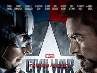 Watch: Chris Evans releases exclusive new video footage from 'Captain America: Civil War'