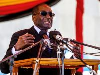 Thousands of protestors demand Mugabe's 'dignified exit' in <b>Zimbabwe</b> capital