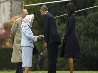 Obama in UK: US President meets the Royal family, talks Brexit with Cameron