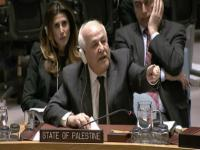 UN Security Council: We want to find ways to protect Palestinians from brutality
