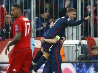 Rampant Atletico Madrid reach Champions League final, knocking Bayern out on away goals