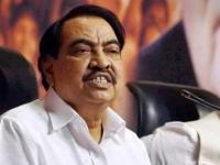 Maha CM Fadnavis summons Eknath Khadse while Congress steps up offensive