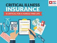 Is your Insurance covering Critical Illness too?