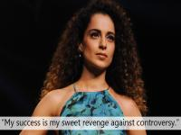 'I'm a self-pleaser, not a people pleaser': Kangana Ranaut opens up on recent controversies