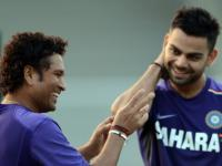 Going to take a lot of hardwork for Kohli to come in comparison with Tendulkar, says Yuvraj