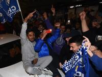 'I feel on top of the world': Euphoria on streets of Leicester as outsiders claim title