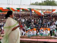 <b>Mamata</b> <b>Banerjee</b> hits out at police over prohibitory orders, locking up of party offices