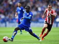 Underdog within the underdog: N'Golo Kanté is the beast in the Leicester fairytale