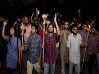 <b>West</b> <b>Bengal</b> academics express solidarity with JNU students