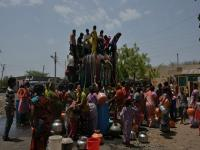 Drought in India: There's water everywhere in Latur, but not a drop of it's free