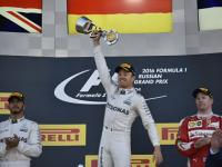 Russian GP: Nico Rosberg records seventh straight win after stroll in Sochi